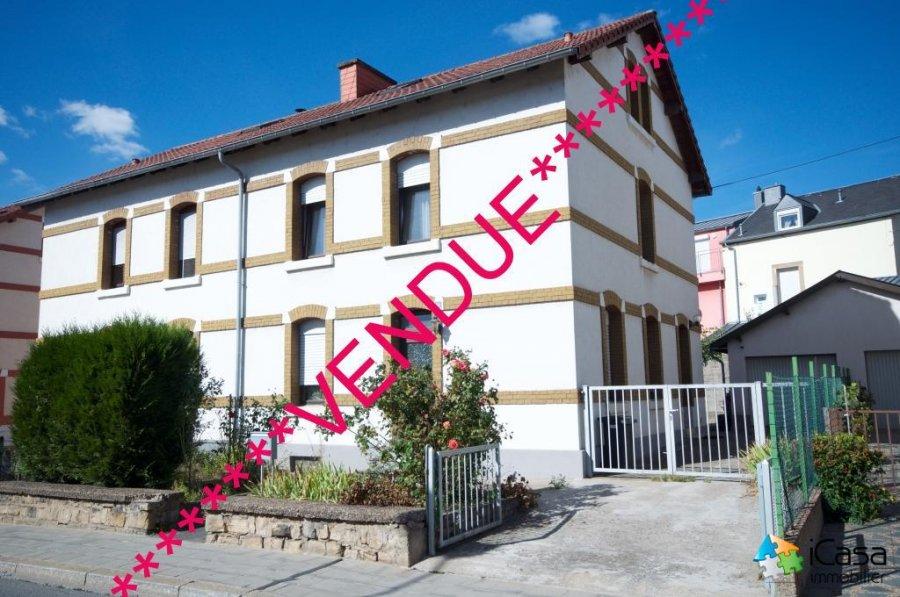 Maison individuelle à vendre 3 chambres à Luxembourg-Hollerich