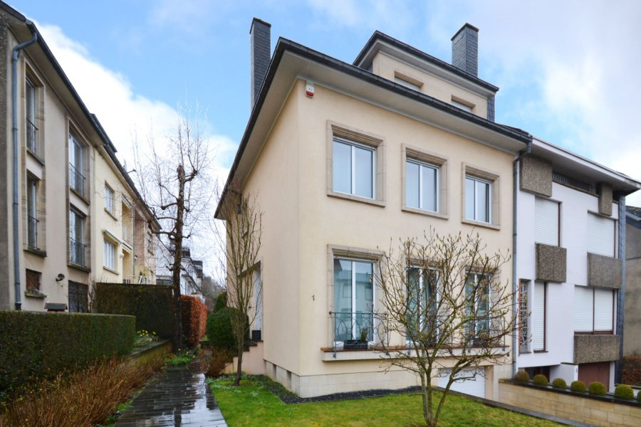 acheter maison jumelée 5 chambres 260 m² luxembourg photo 1