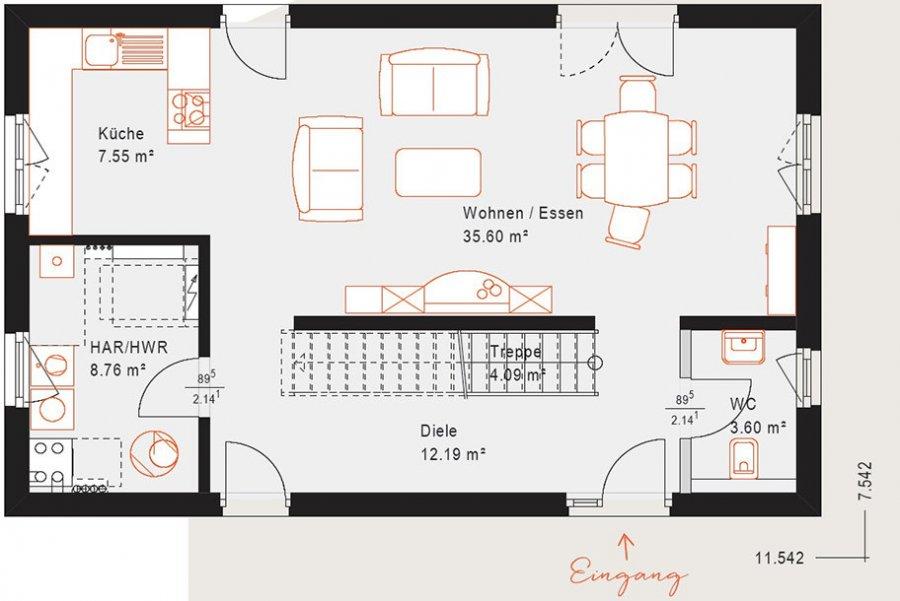 haus kaufen 4 zimmer 136 m² wadern foto 3