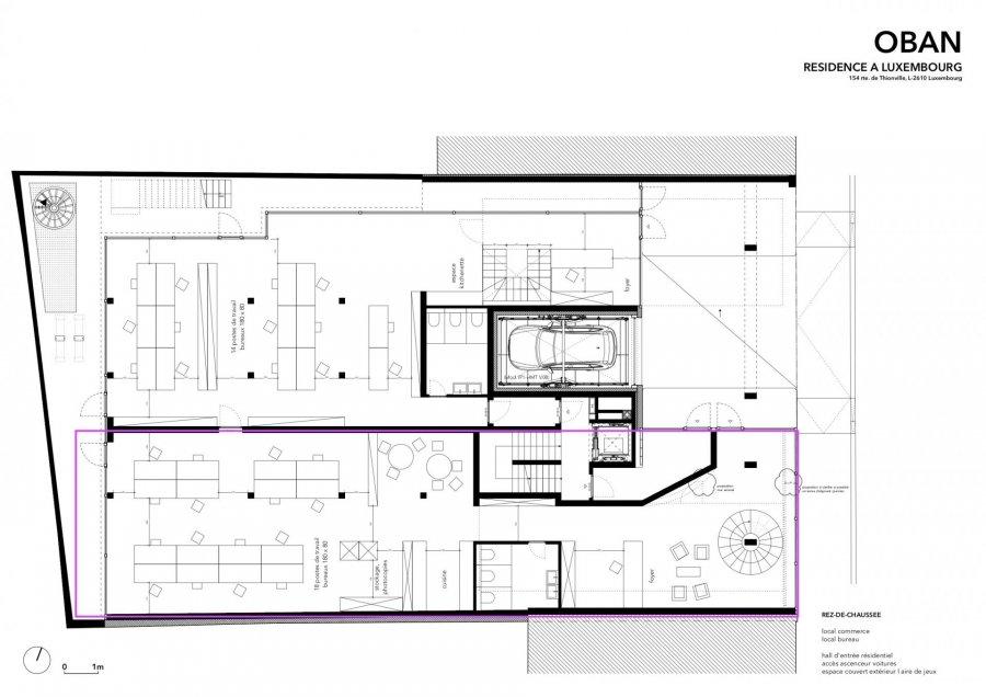 acheter bureau 0 chambre 240 m² luxembourg photo 4