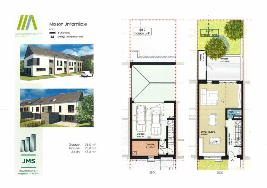 Maison individuelle à vendre 4 chambres à Altrier