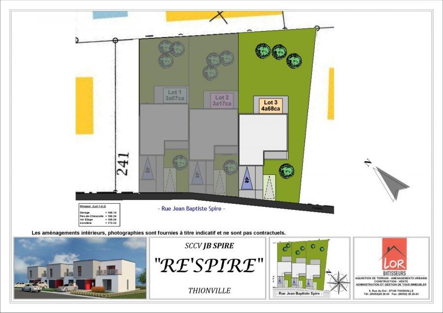 acheter maison 6 pièces 127 m² thionville photo 1
