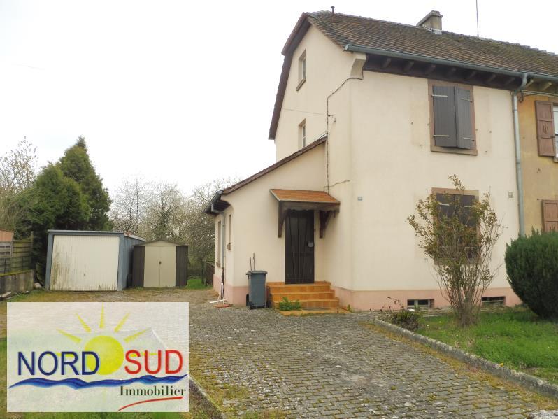 Maison à vendre F4 à Sarralbe