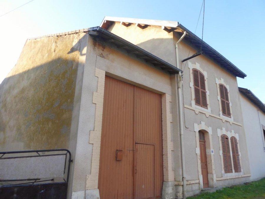 acheter maison mitoyenne 6 pièces 0 m² rouvres-en-woëvre photo 2