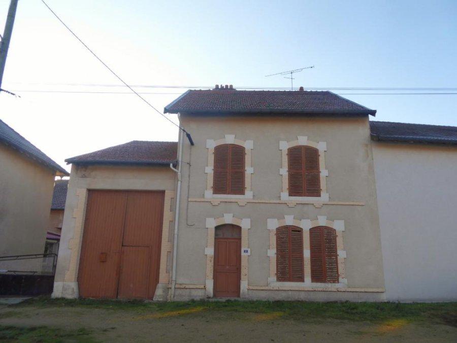 acheter maison mitoyenne 6 pièces 0 m² rouvres-en-woëvre photo 1
