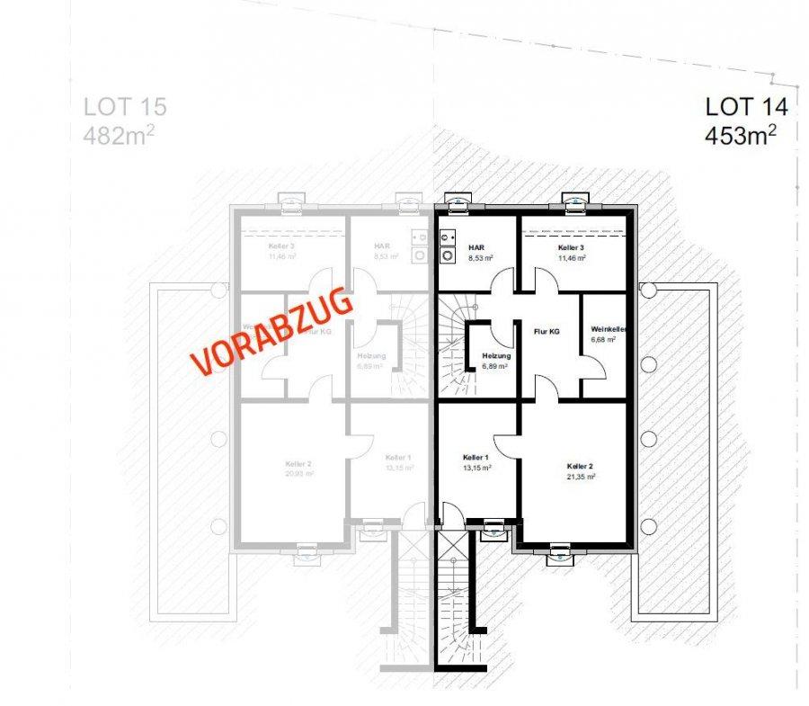 acheter maison jumelée 4 chambres 201.36 m² leudelange photo 3