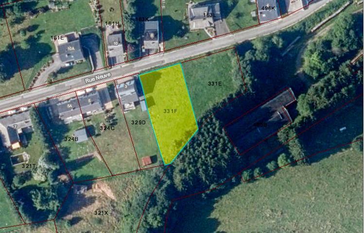 acheter terrain constructible 0 pièce 0 m² paliseul photo 2