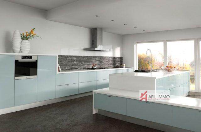 acheter penthouse 2 chambres 90 m² pontpierre photo 1