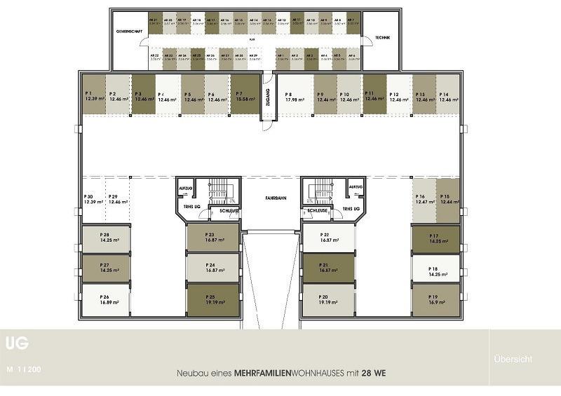 penthouse-wohnung mieten 4 zimmer 133.43 m² perl foto 4