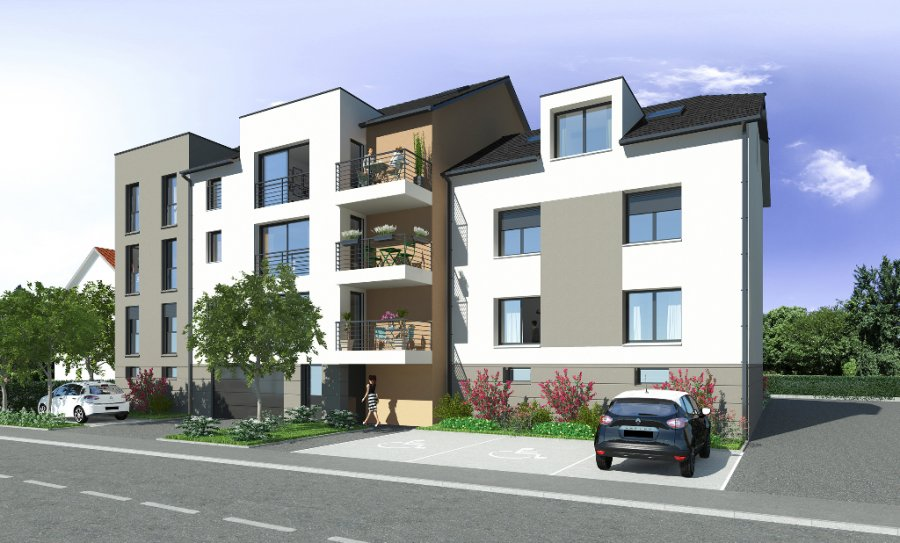 acheter immeuble de rapport 2 pièces 51.34 m² florange photo 3