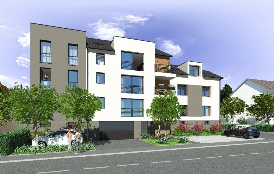 acheter immeuble de rapport 2 pièces 51.34 m² florange photo 2
