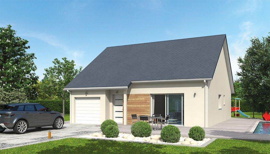 acheter maison 6 pièces 91.45 m² homécourt photo 2
