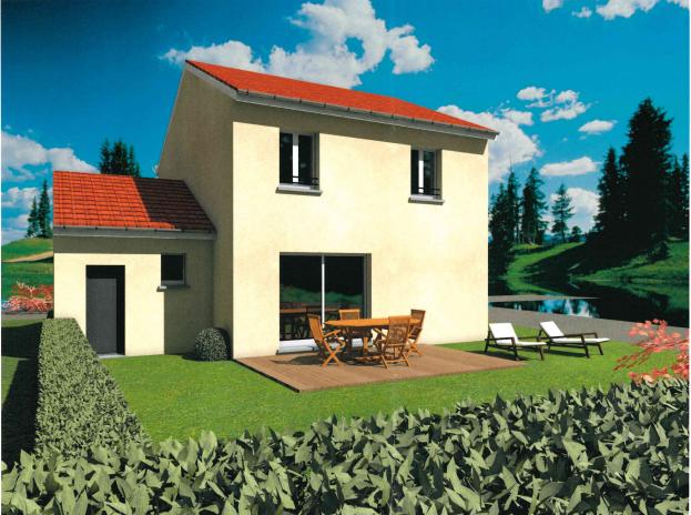 Maison individuelle à vendre F6 à Villers-la-Chèvre