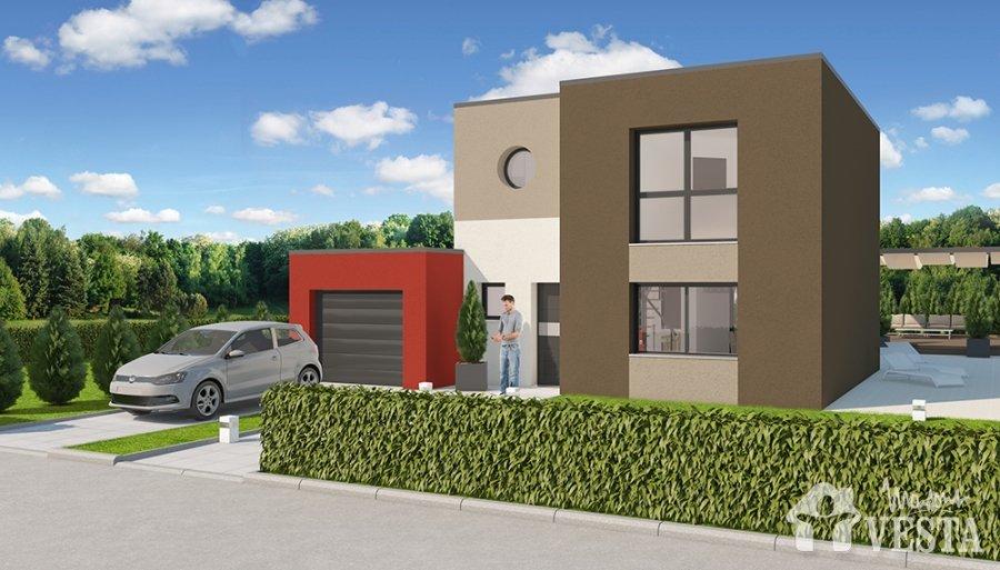 Maison individuelle en vente mont sur meurthe 100 m for Acheter une maison en lotissement