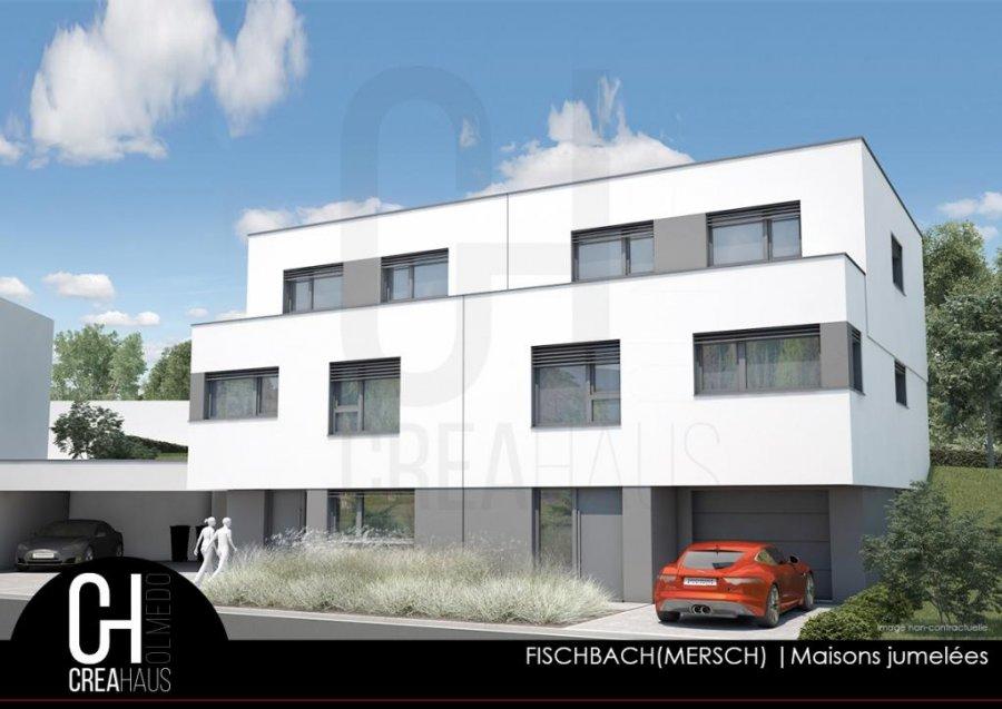 acheter maison jumelée 4 chambres 128.5 m² fischbach (mersch) photo 1