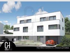 Semi-detached house for sale 4 bedrooms in Fischbach (Mersch) - Ref. 6186847