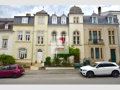 Detached house for sale 6 bedrooms in Luxembourg-Centre ville - Ref. 6399839