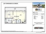 Appartement à vendre F2 à Terville - Réf. 7071583