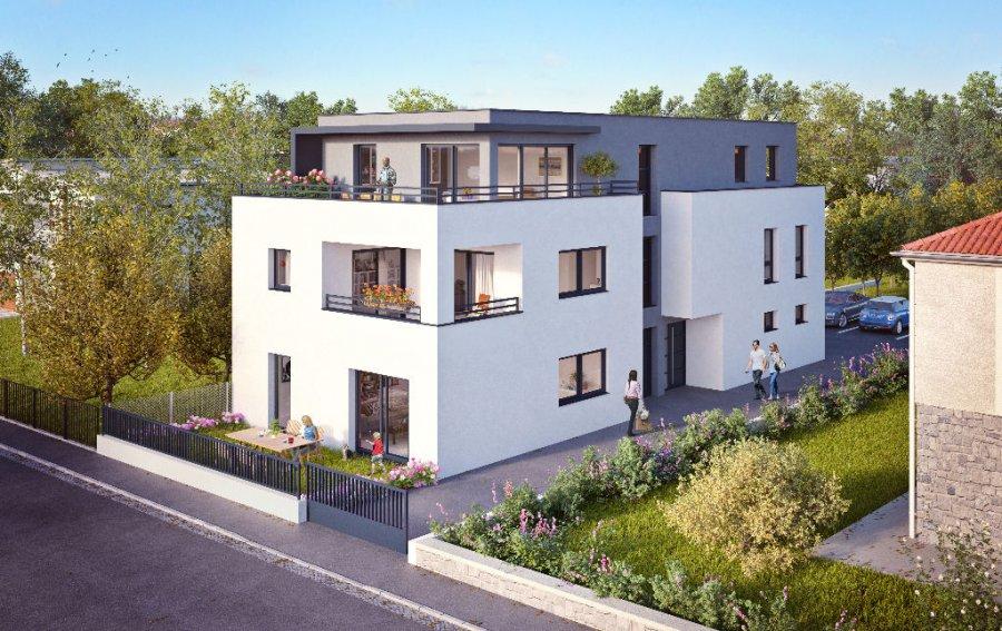 Appartement en vente metz 81 m 360 000 immoregion for Acheter un appartement en construction