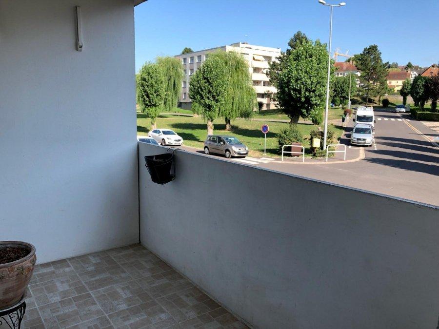 Appartement à vendre F4 à Sarrebourg