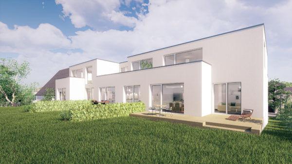 acheter duplex 2 chambres 90 m² holzem photo 1