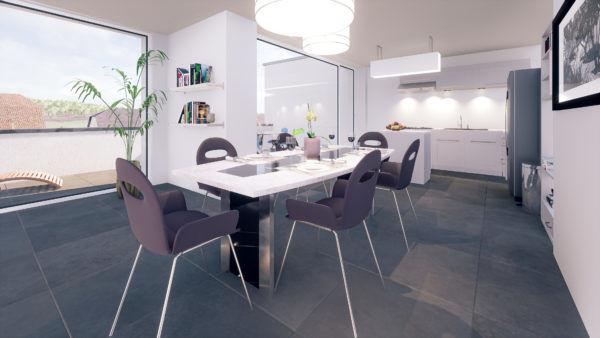 acheter duplex 2 chambres 90 m² holzem photo 4