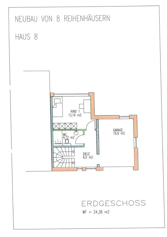maisonette kaufen 4 zimmer 96.96 m² trier foto 2