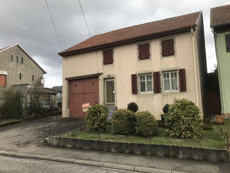 Maison à vendre F3 à Schneckenbusch
