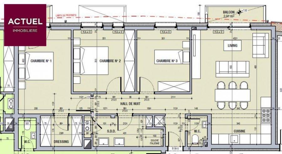 apartment for buy 3 bedrooms 95 m² esch-sur-alzette photo 2