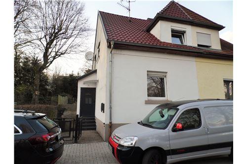 doppelhaushälfte kaufen 3 zimmer 75 m² saarbrücken foto 1