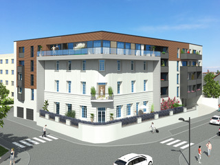 acheter appartement 3 pièces 80.27 m² talange photo 1