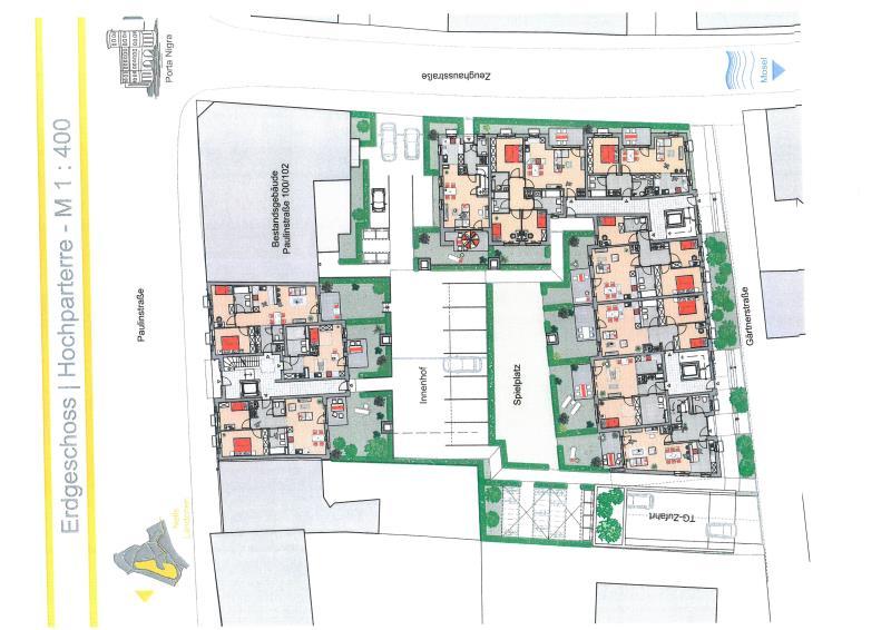 wohnung kaufen 4 zimmer 93.78 m² trier foto 5