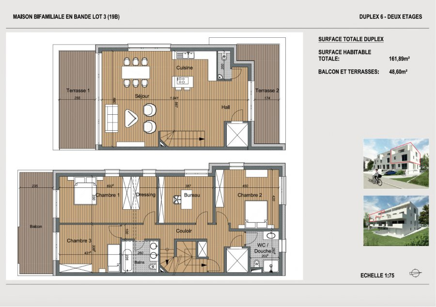 ▷ Duplex For Sale • Capellen • 161.89 M² • 978,500 € | Athome