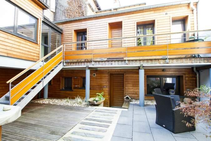 acheter appartement 6 pièces 160 m² nancy photo 2