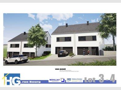 Semi-detached house for sale 4 bedrooms in Eischen - Ref. 6931311