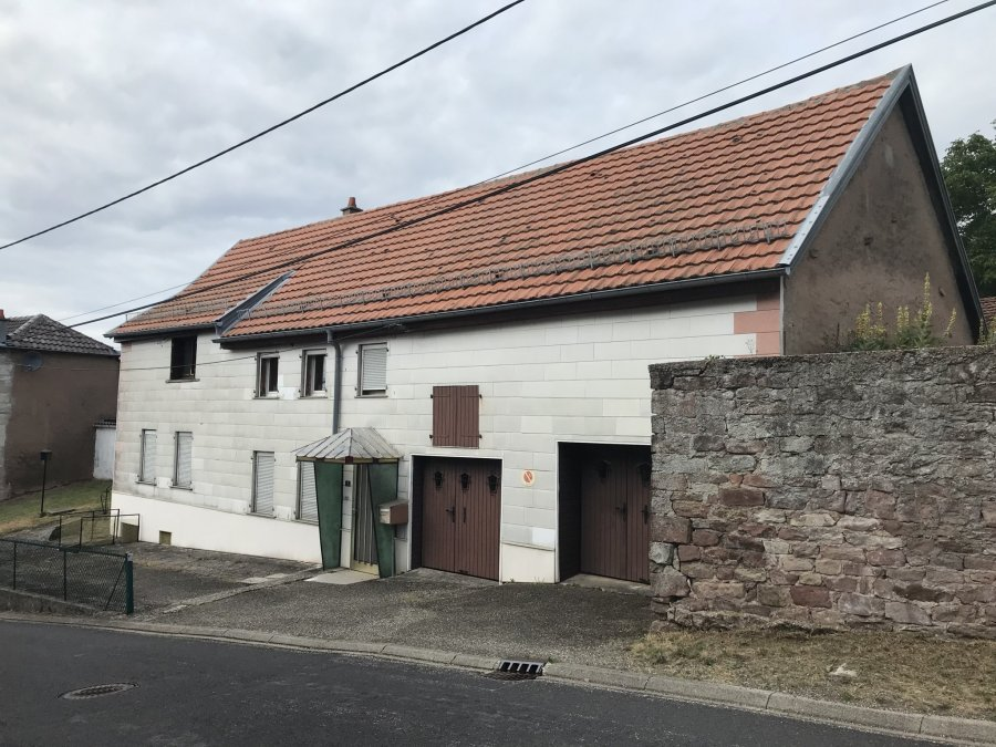 Maison à vendre F5 à Hommert