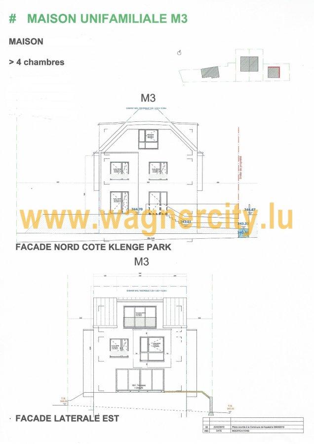 acheter maison individuelle 4 chambres 198 m² bridel photo 2