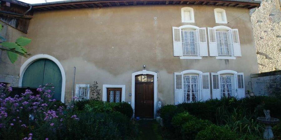 Maison à vendre F6 à Mont devant sassey