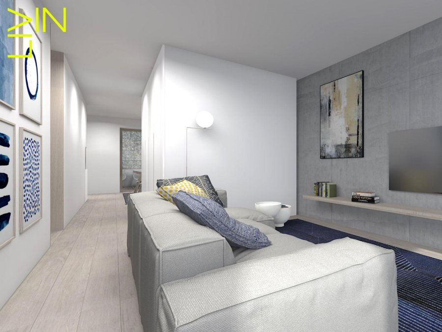 acheter appartement 1 chambre 55.99 m² luxembourg photo 2