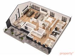 Penthouse à vendre 3 Chambres à Capellen - Réf. 6059887