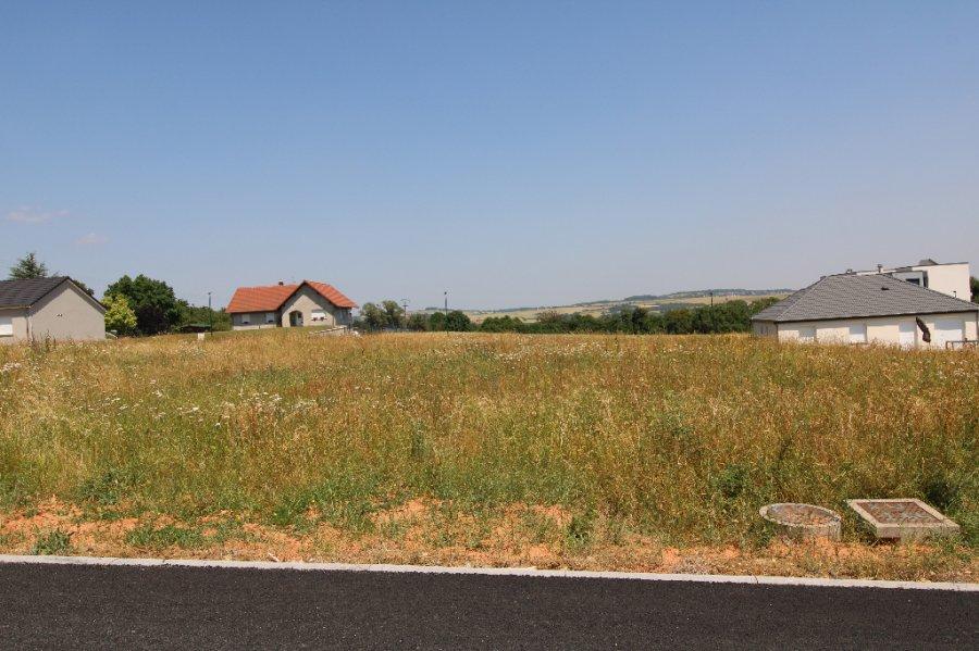 Terrain constructible à vendre à Heining les bouzonville