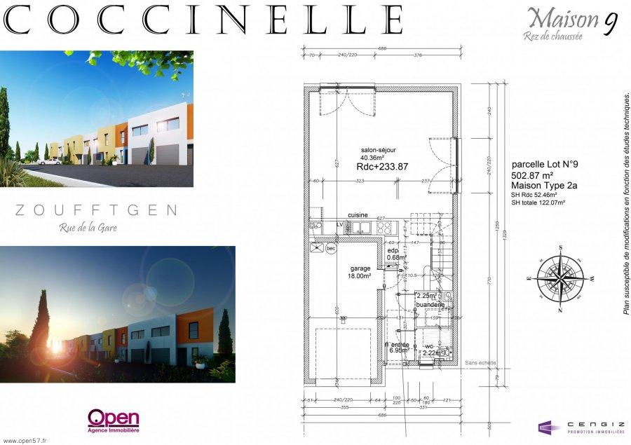 acheter maison 5 pièces 122.07 m² zoufftgen photo 6