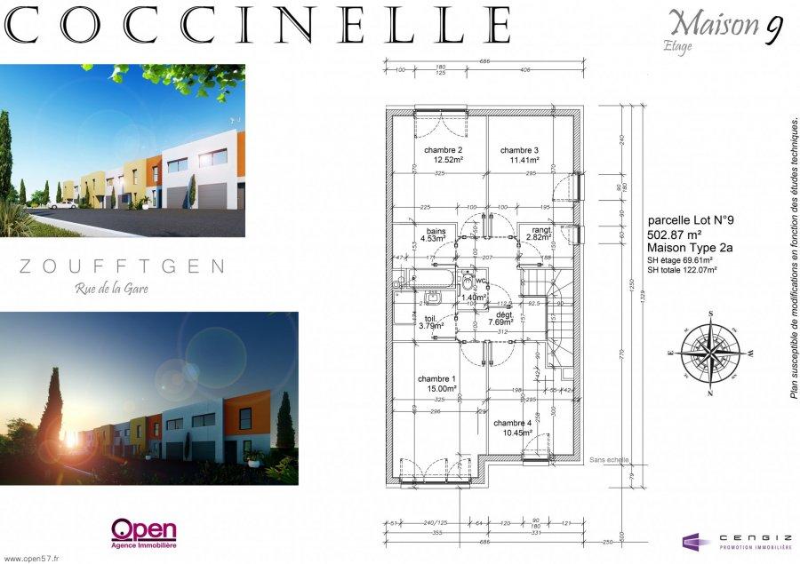 acheter maison 5 pièces 122.07 m² zoufftgen photo 7