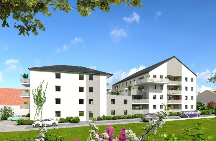 acheter appartement 2 pièces 42.18 m² coin-lès-cuvry photo 2