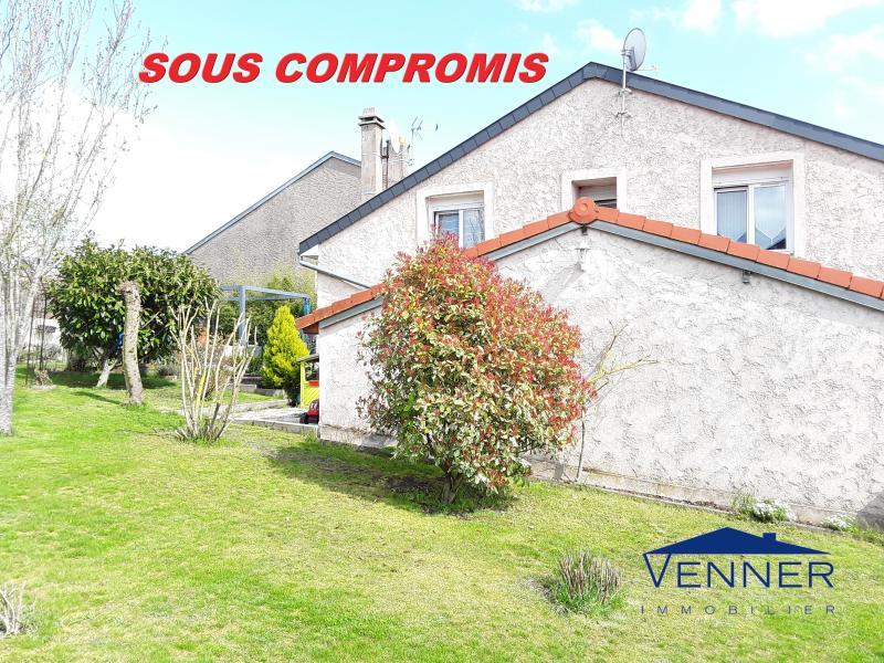 Maison à vendre F6 à Vittoncourt