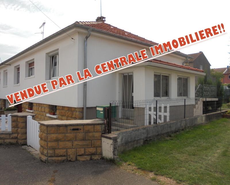 Maison jumelée à vendre F4 à Conflans-en-Jarnisy
