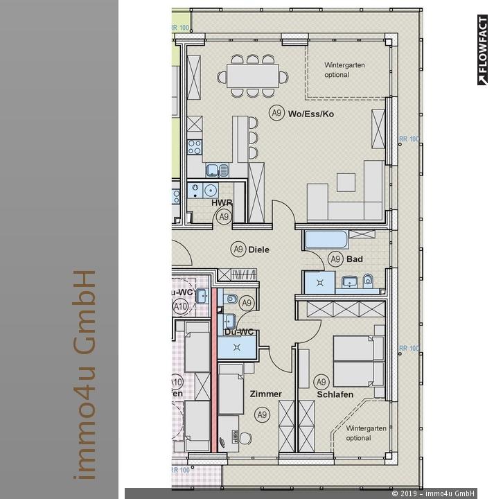 wohnung kaufen 3 zimmer 111.63 m² trier foto 1