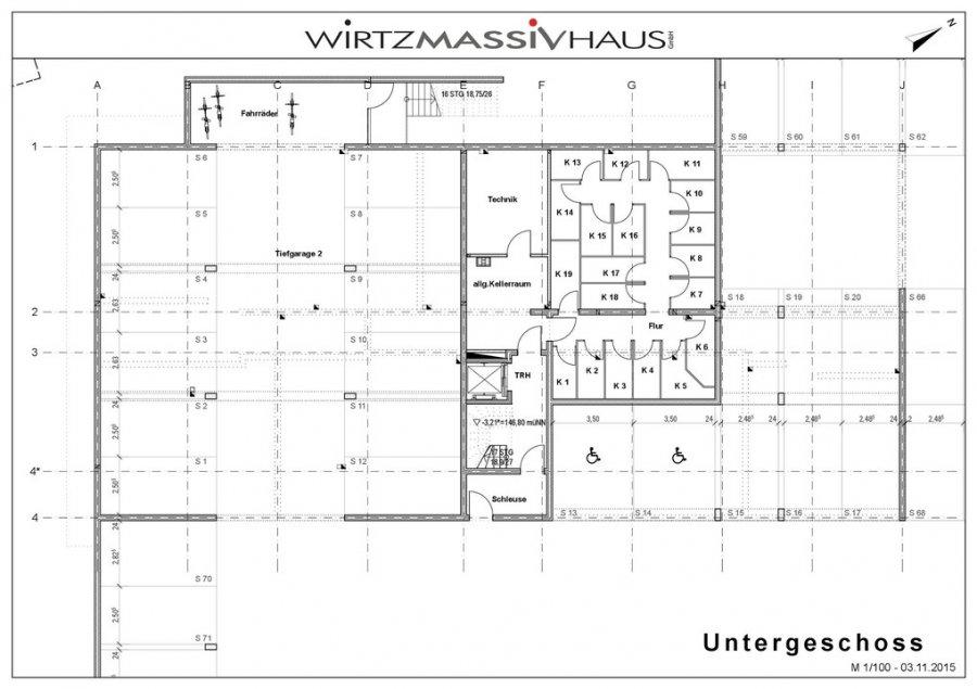 wohnung kaufen 3 zimmer 111.63 m² trier foto 5