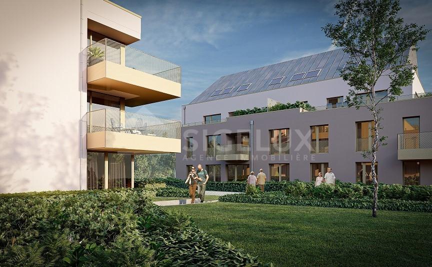 Duplex à vendre 3 chambres à Erpeldange