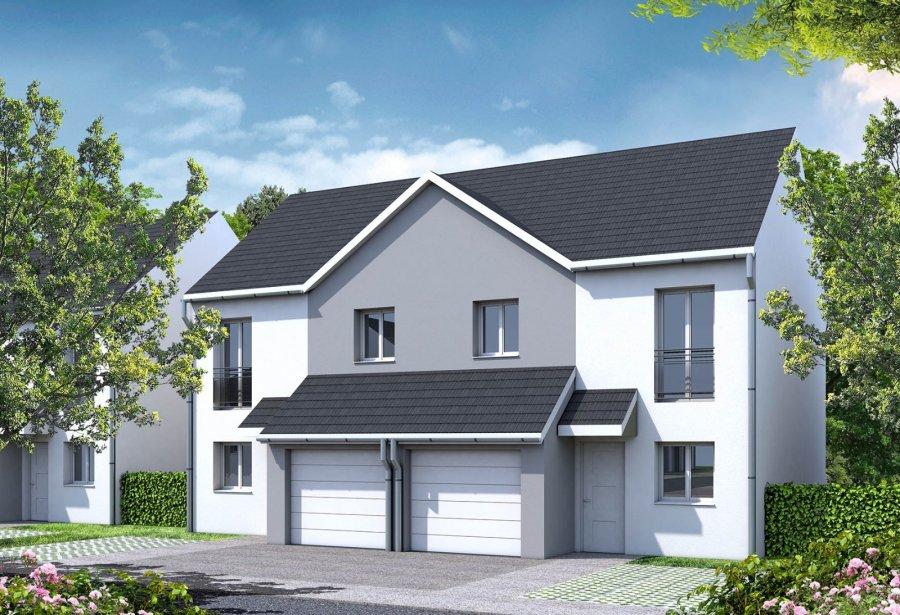 acheter maison mitoyenne 5 pièces 80.1 m² courcelles-sur-nied photo 2